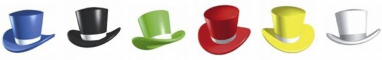 De Bono Six Thinking Hats